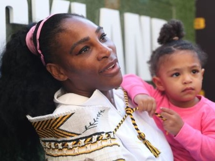 Serena Williams Shares Emotional Message On Instagram About Challenges Of Motherhood