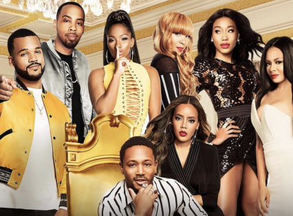"""They're Baaack! """"Growing Up Hip Hop"""" Returns For Season 5… But Is Egypt Ready For Sam To Put A Ring On It? [VIDEO]"""