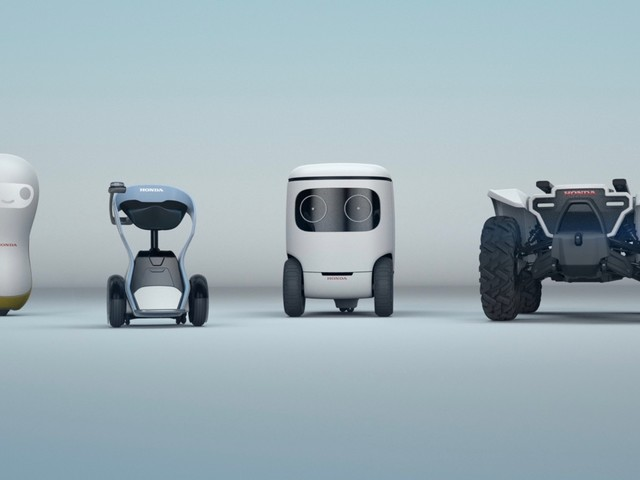 Honda to debut 3E Robotics concept at CES 2018
