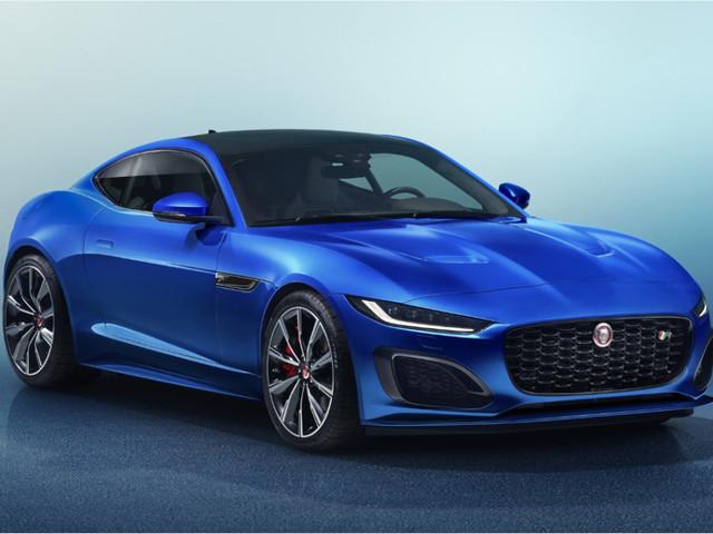 2020 Jaguar F-Type Unveiled