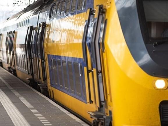Geen treinen op meerdere plaatsen door omgevallen bomen
