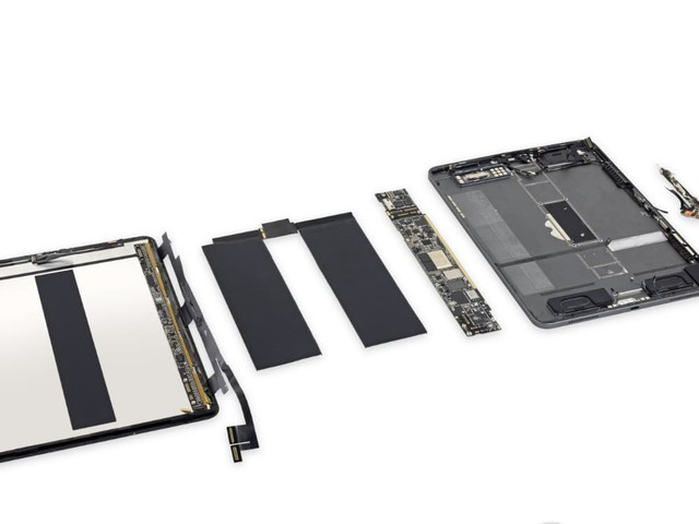 iPad Pro 2018 teardown: betere audio, slecht te repareren en meer