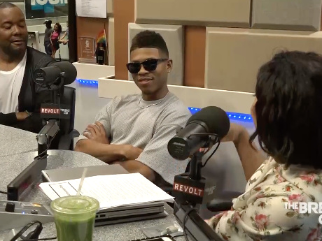 Lee Daniels & Bryshere Gray Of Empire On The Breakfast Club: Mental Health & More [Video]