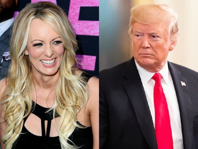 Ready To Vomit? Stormy Daniels Described Y'all President's Toadstool Peen And Everyone Is Disgusted