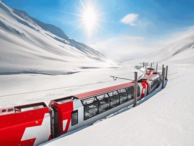 Idee: Groene wintervakantie in Zwitserland