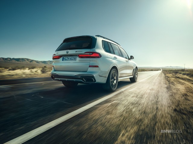 Not Cheap: 2020 BMW X7 M50i starts at $171,900 in Australia