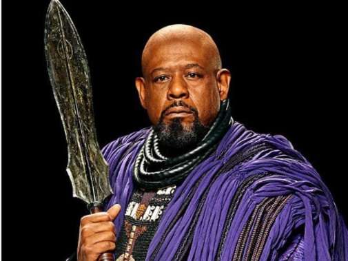Bleck Pentha Powah: Forest Whitaker's Wonky Wakandan Accent Streeped Eweh ALL CHILL On Twitter