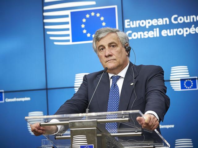 EU-parlementsvoorzitter wil steun voor Sint-Maarten
