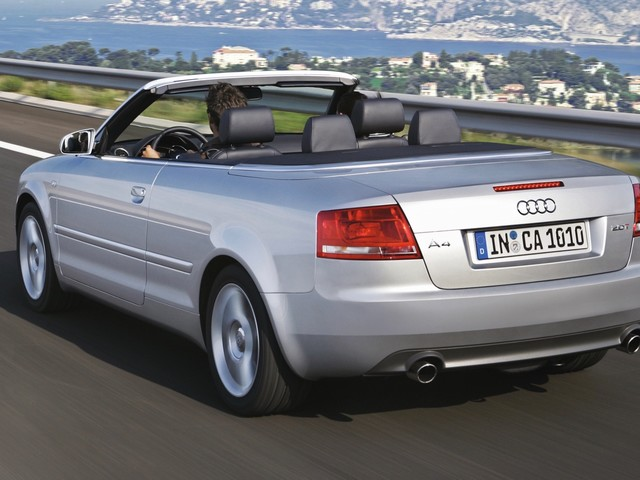 Audi A4 Cabriolet may replace the A3, A5 and TT droptops