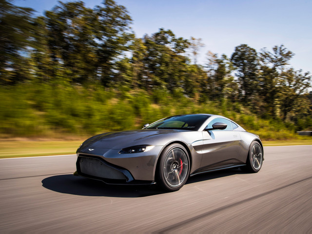 New Aston Martin Vantage: What BMW M8 will have to compete with