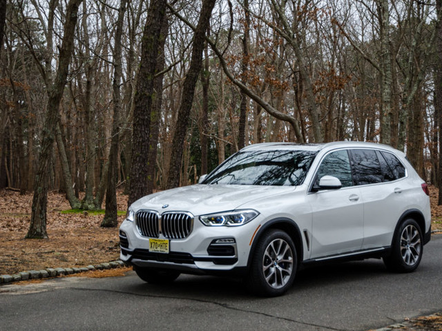 Car and Driver's German SUV Faceoff: BMW X5 takes on its rivals