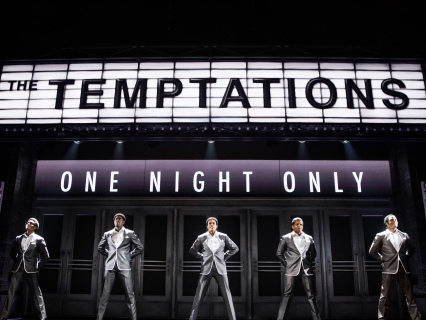 "Five Reasons Why Temptations Musical ""Ain't Too Proud"" Is Black Excellence On Broadway"