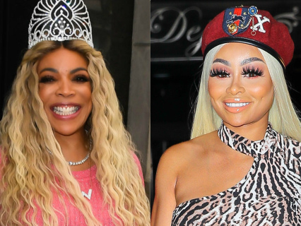 Tokyo Toni Threatens To EXPOSE Blac Chyna BFF Wendy Williams' Alleged Calabasas Coke Sniffing & More Messy Baggage Over THIS…