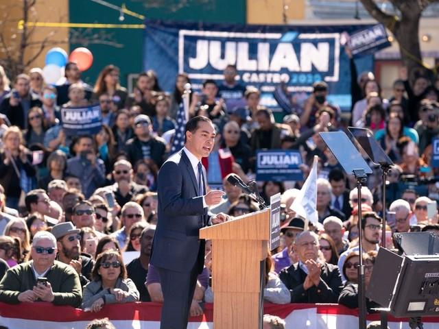 Tweede presidentskandidaat voor Democraten is zoon van Mexicaanse immigrant