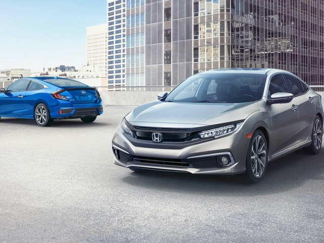 2019 Honda Civic gets updated styling and a Sport trim
