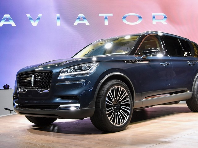 Lincoln to build five vehicles in China by 2022