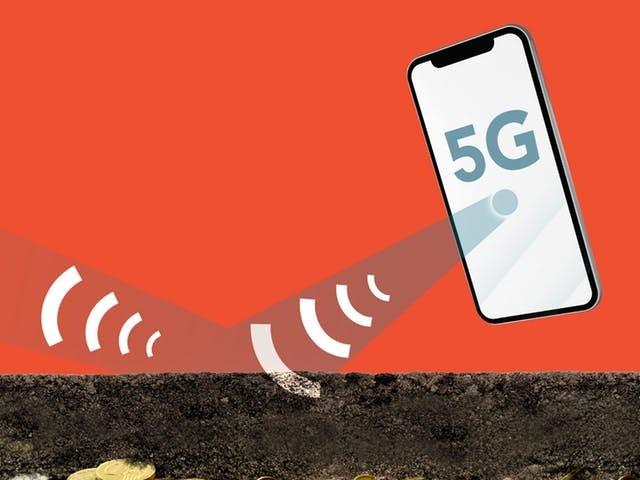 Waarom 5G nog lang geen goudmijn is