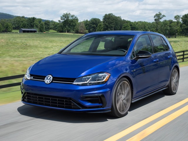 2018 VW Golf R Review: When you can only have one car