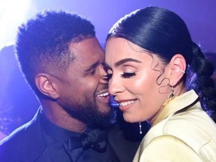 There Goes His Baby: Usher & Girlfriend Jennifer Goicoechea Welcome Their Precious Princess