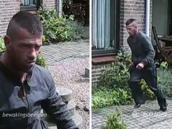 Vrouw staat op verjaardag oog in oog met inbreker en jaagt hem het huis uit