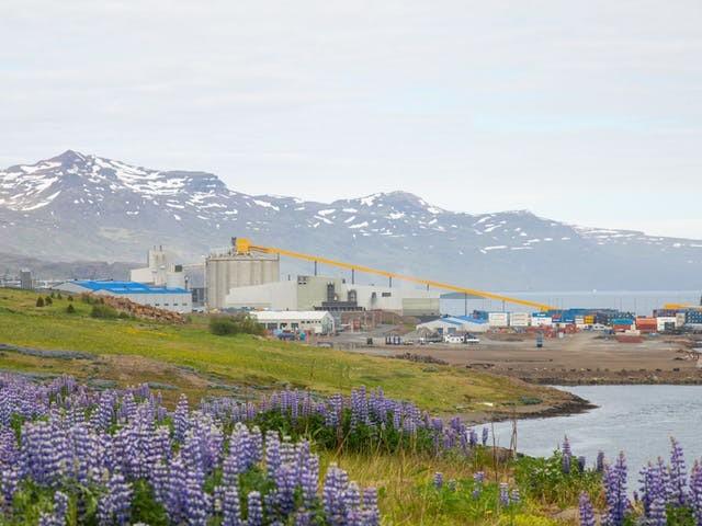 IJslands dorp lokt jongeren met zware industrie