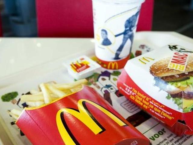 'Mishandelde man' filmde stiekem meisjes in de McDonald's