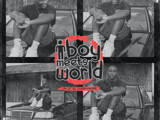 JAMLA's Reuben Vincent Returns with 'Boy Meets World' EP