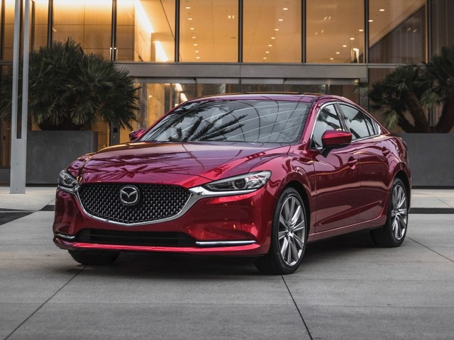 2018 Mazda6 Review: It's all about the turbo