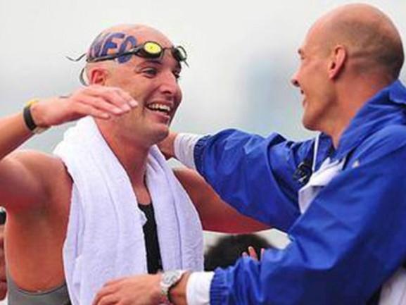Van der Weijden gaat niet voor een derde Elfstedenzwemtocht, verwacht Marcel Wouda