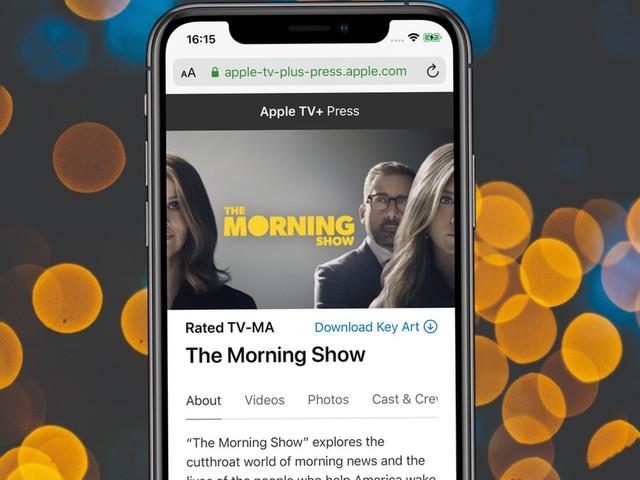 Overzicht: 8 trailers van Apple TV Plus-shows die in november verschijnen