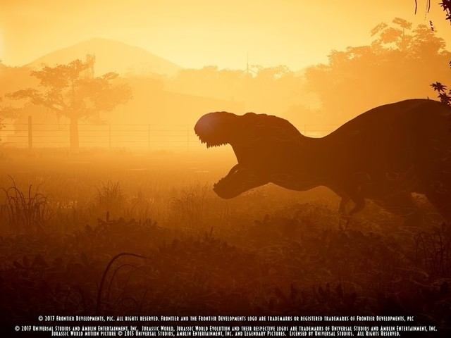 New In Game Footage Revealed For Jurassic World Evolution. It's Looking Good. @frontierdev