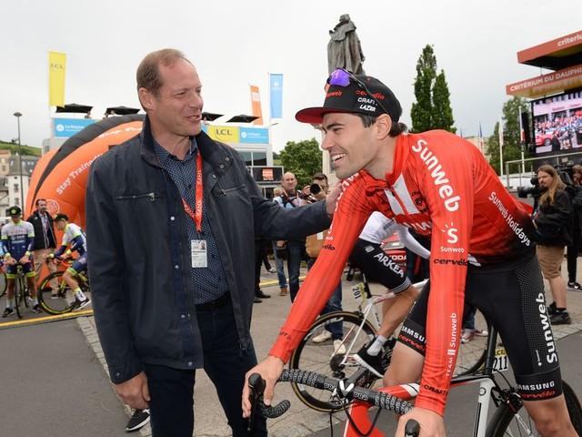 Tom Dumoulin neemt een moeilijk besluit: hij gaat niet naar de Tour de France