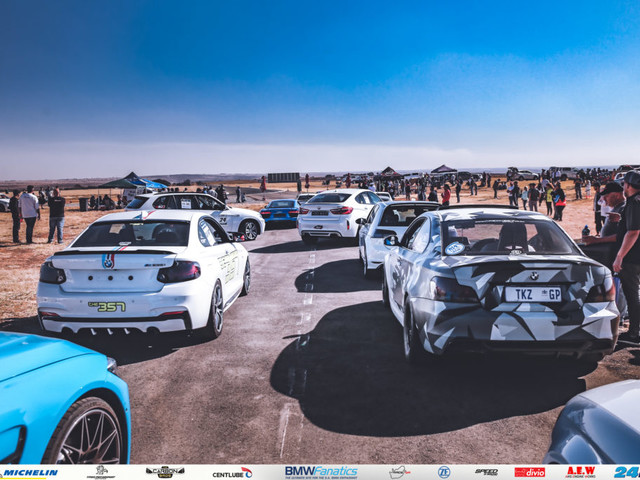 Photo Gallery: BMWFanatics Race Day South Africa 2019