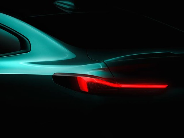 BMW 2 Series Gran Coupe to Be Unveiled in November