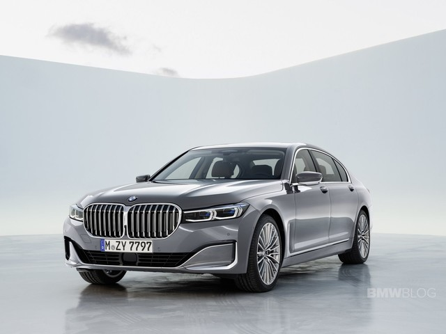 History of Design: The BMW 7 Series Through the Years