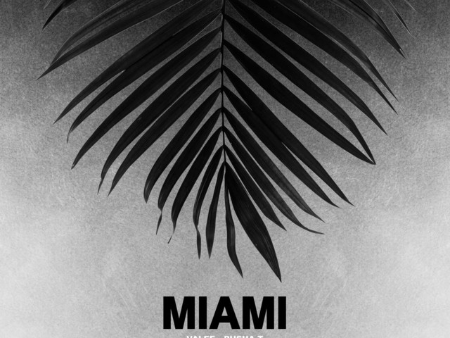 Valee – Miami (Remix) Feat. Pusha T [New Song]