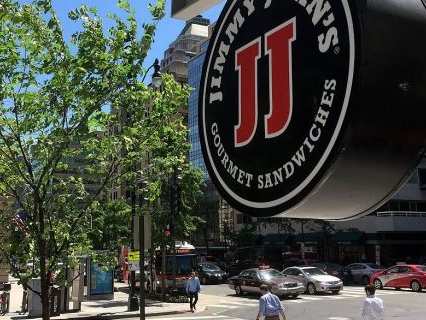SMH: People Are Calling For A Jimmy John's Boycott After Photos Of The Founder With A Dead Elephant Go Viral