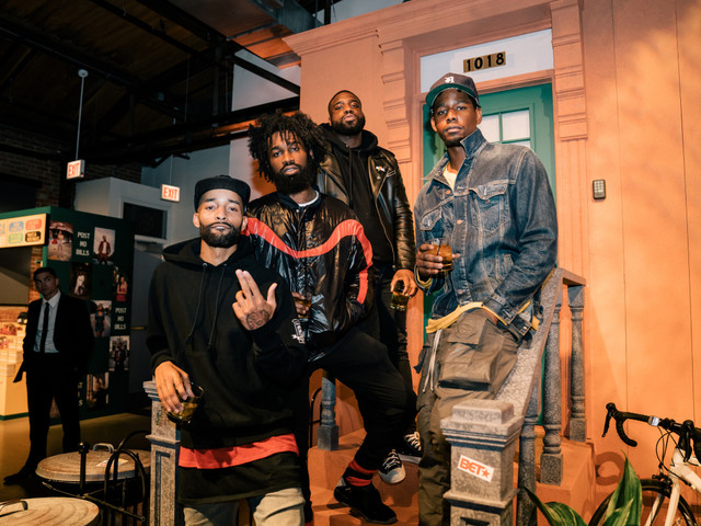 New Series Alert: BET's Hustle In Brooklyn comes to Chicago