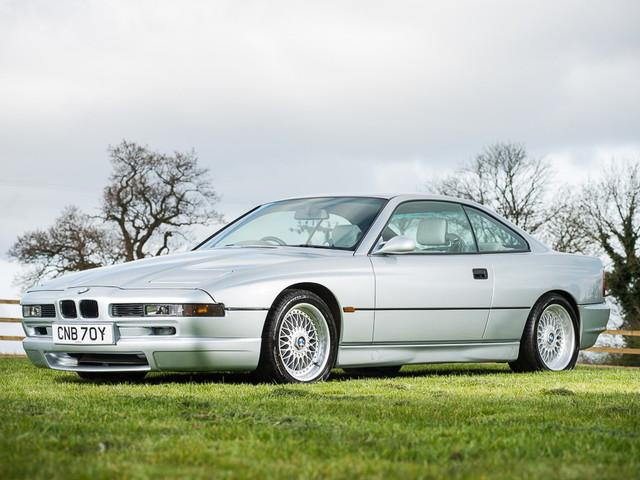 A stunning 1998 BMW 840Ci Sport