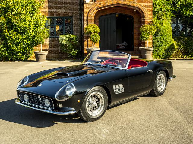 Ferrari 250 GT SWB California Spyder Gets Remastered