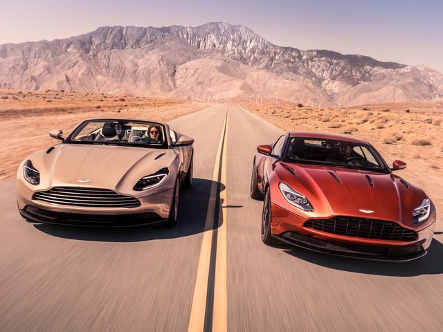 2019 Aston Martin DB11 Volante – Official Photos and Info
