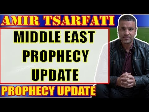 Amir Tsarfati, Middle East Prophecy Update