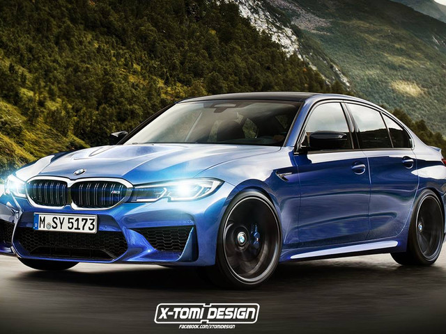 EXCLUSIVE: G80 BMW M3 will be Manual sDrive and Automatic xDrive