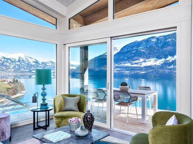 Florens Lake Resort & Spa: vakantiewoningconcept met hotelservice in Zwitserland