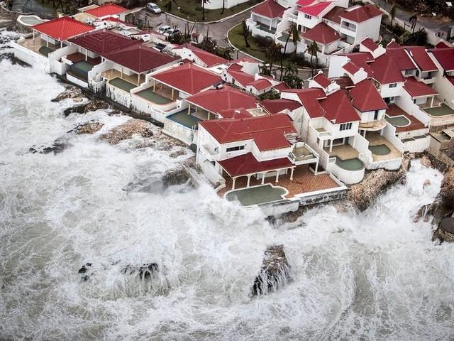 Er komt controle op de besteding van hulpgeld Irma op Sint-Maarten