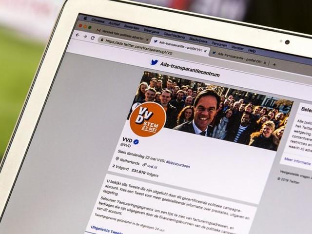 Onvolledig overzicht politieke advertenties: 'Je hebt er niet gek veel aan'
