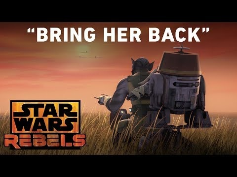 Star Wars Rebels Returns with its final episodes beginning MONDAY, FEBRUARY 19th at 9pm ET/PT on Disney XD!