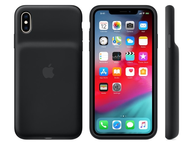 Apple lanceert Smart Battery Case voor iPhone XS, XS Max en XR
