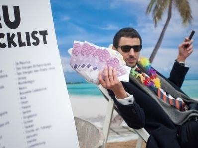 Beruchte belastingparadijzen niet op zwarte maar op grijze lijst EU