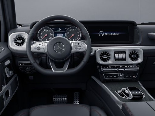 Extra, Extra: The Inside Scoop on the 2019 Mercedes-Benz G-class!